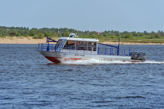 Буксирный катер – специализированное плавательное средство