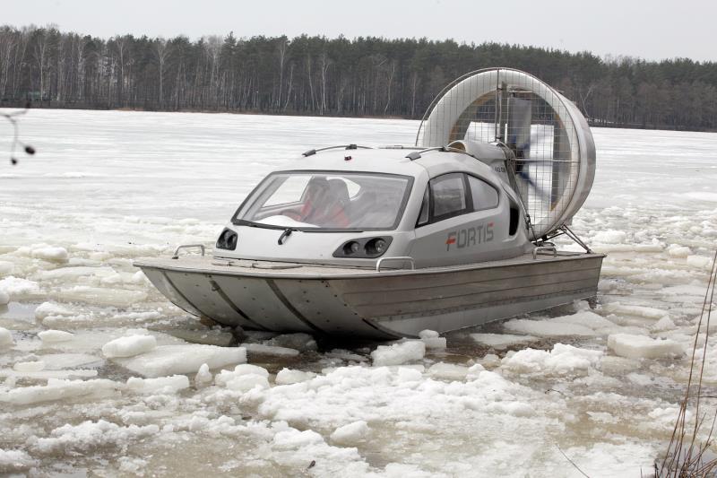 РосПромРесурс запустил производство новой модели катера