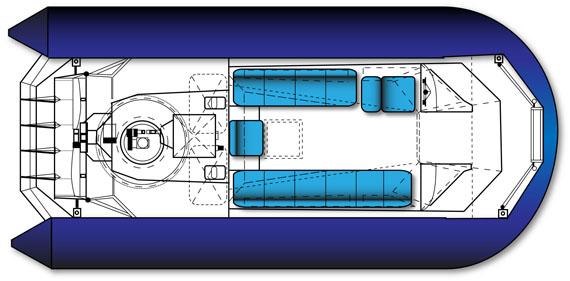мираж-11 катер на воздушной подушке