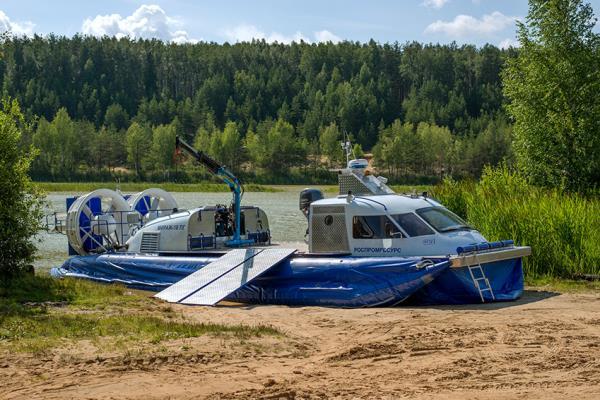 мираж-18 судно на воздушной подушке
