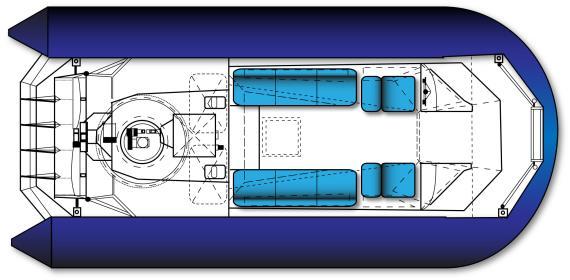 мираж-7 катер на воздушной подушке